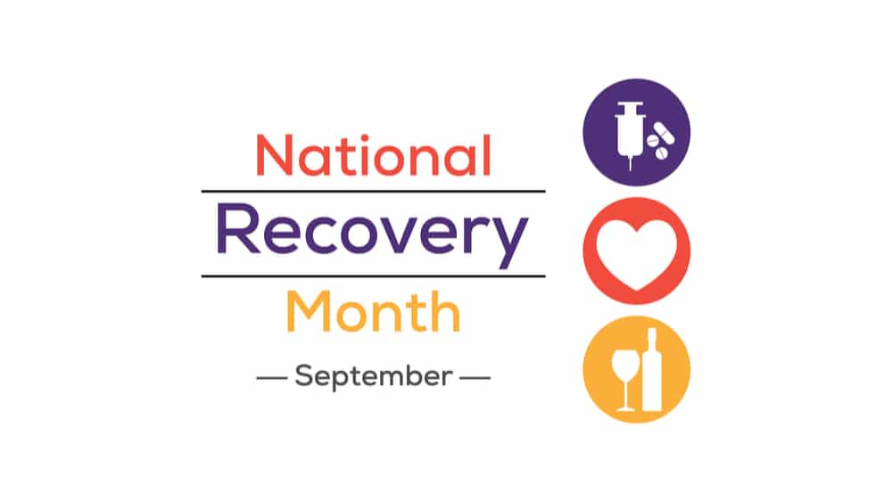 National Recovery Month - New Jersey Recovery Center